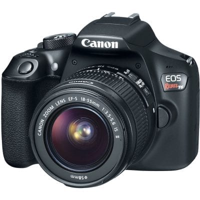 shop for Canon Digital SLR Camera Kit EOS Rebel T6
