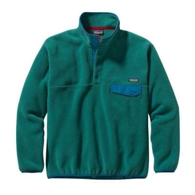 shop patagonia snap t fleece